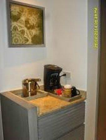 Cali Marriott Hotel: Delicioso  cafecito !!