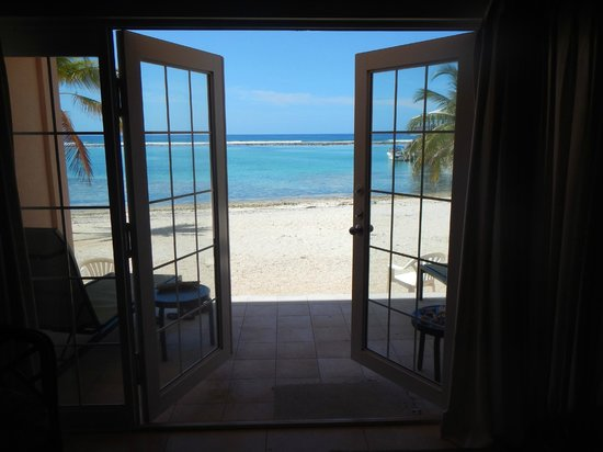Carib Sands Beach Resort : View from the room
