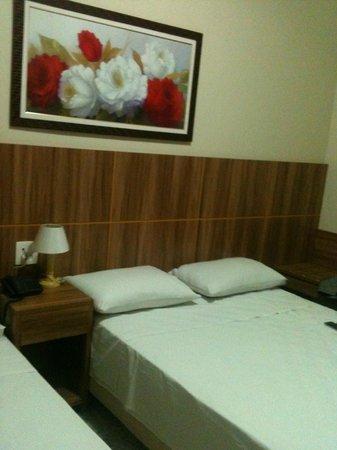 Hotel Diplomata Copacabana: Quarto 4º Andar