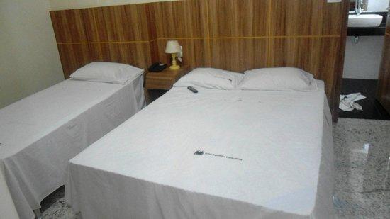 Hotel Diplomata Copacabana: Quarto 5º Andar
