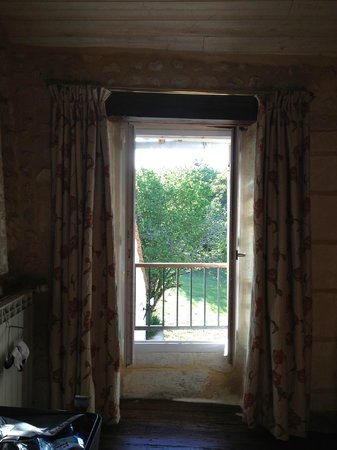 Chambres d'hotes Saint Emilion Bordeaux: Beau Sejour: View from the Plaisance Room
