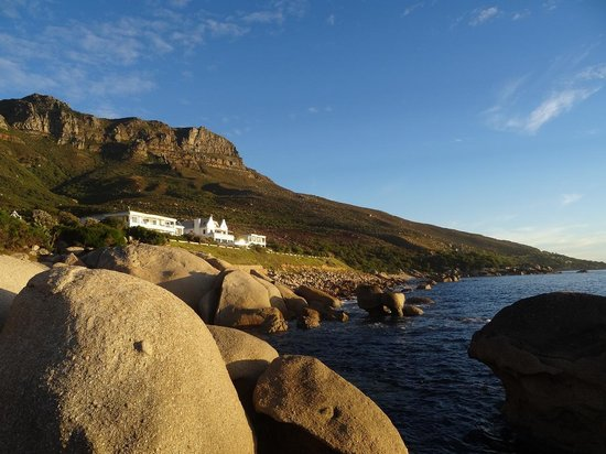 The Twelve Apostles Hotel and Spa: 12A, heaven between the Sea & the Mountains!