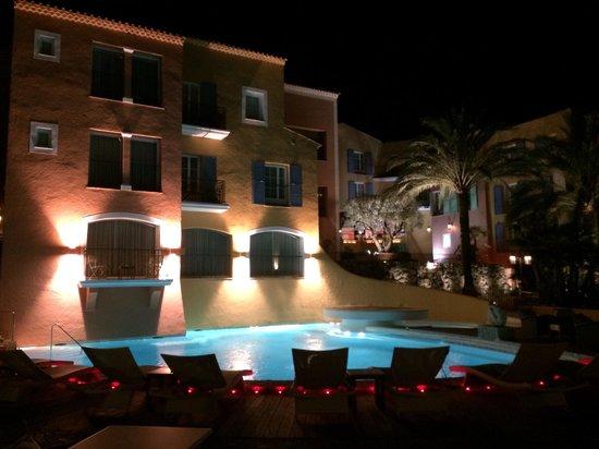 Hotel Byblos Saint Tropez: Byblos