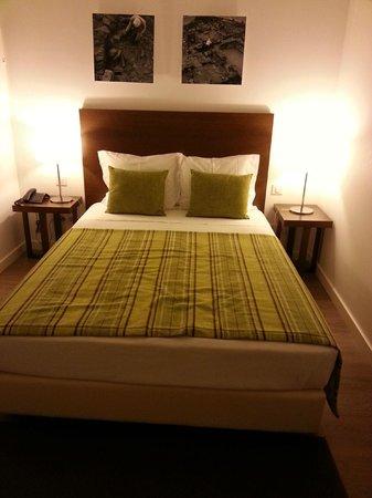 Hotel Museu: Bedroom