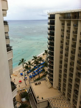 Moana Surfrider, A Westin Resort & Spa: ナイスな旅情感