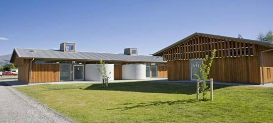 Arrowtown Holiday Park: Modern communal facilities