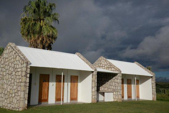 Kalahari Farmhouse: Ablution