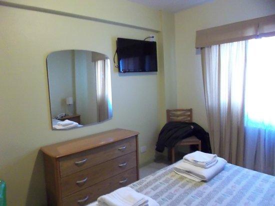 Hotel Internacional: cuarto