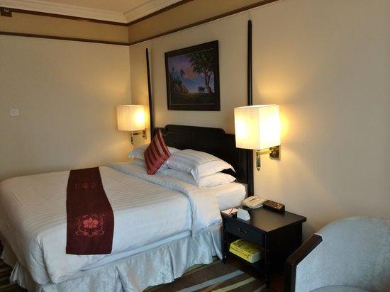 PARKROYAL Yangon : Hotel room