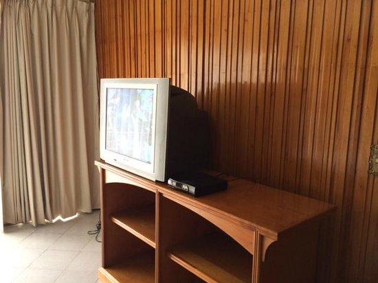 Hotel Boutique Quintaesencia: Televisión