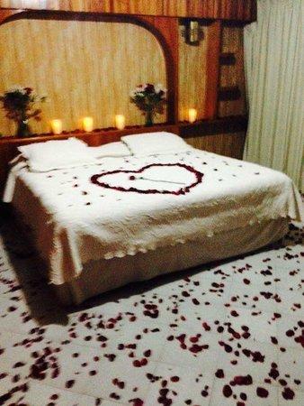 Hotel Boutique Quintaesencia: Decoración romántica