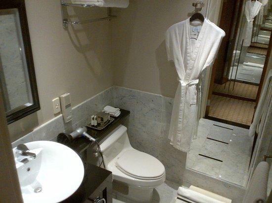 Sofitel Montreal Golden Mile: Bathroom