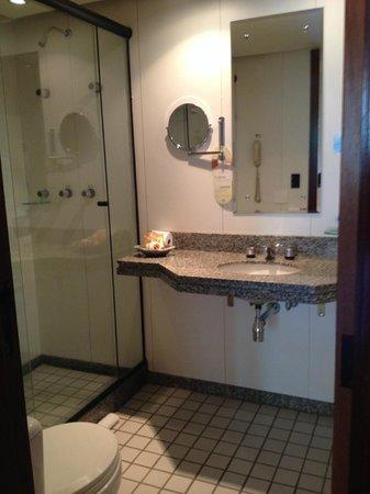 Metropolitan Flat: Banheiro