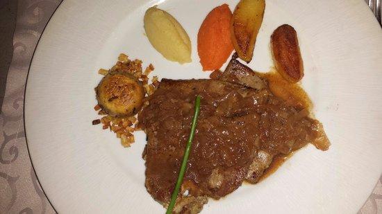 La Ciboulette : Foie de veau