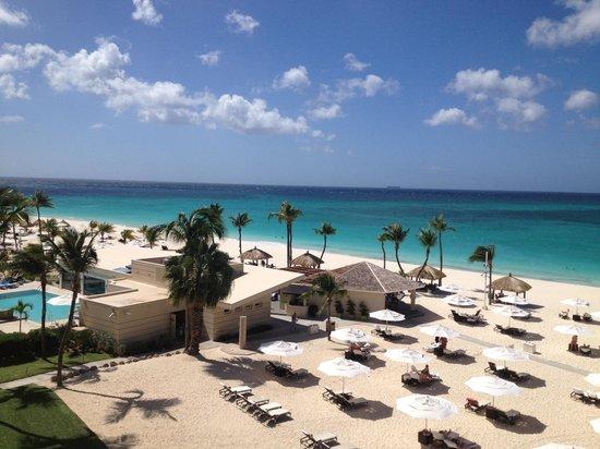 Bucuti & Tara Beach Resort Aruba : Vista dalla camera