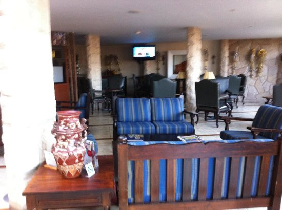 Casa Andina Private Collection Puno : Bar