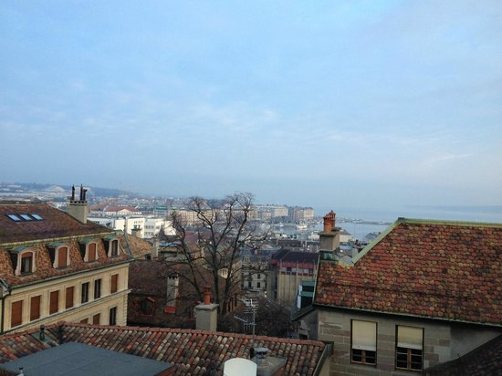 Home St.Pierre: vista desde la terraza