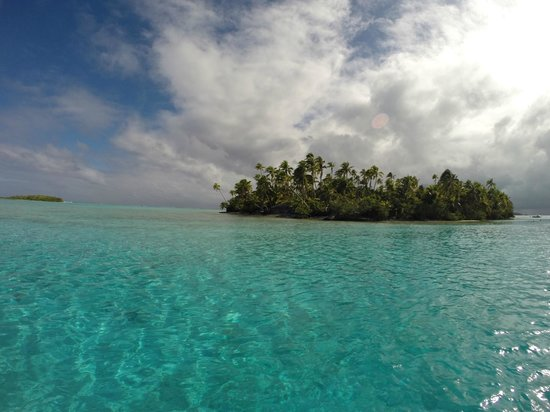 Wet & Wild Aitutaki : Gorgeous Motu