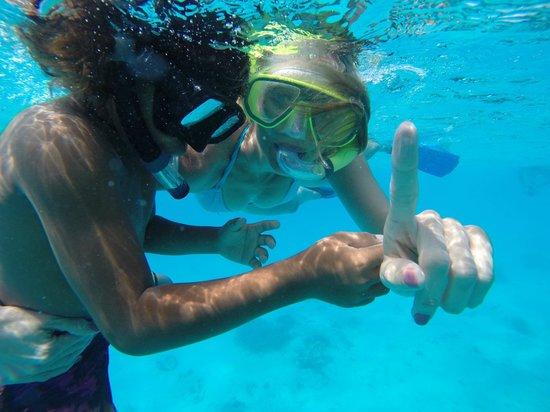 Wet & Wild Aitutaki : Smile
