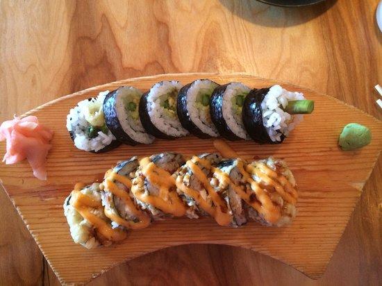 Ariake Japanese Steak HSE LLC: Amazing sushi!