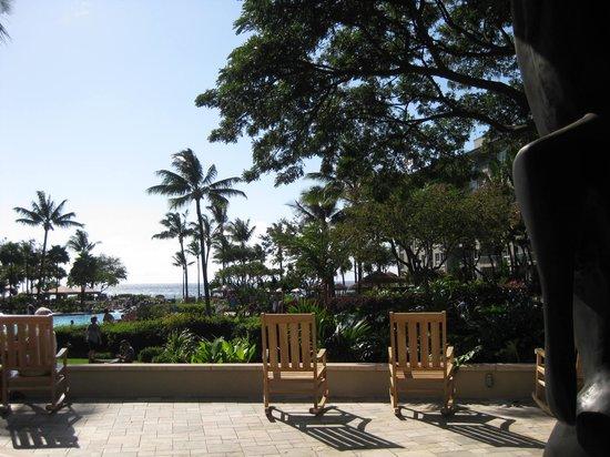 The Westin Kaanapali Ocean Resort Villas : great grounds