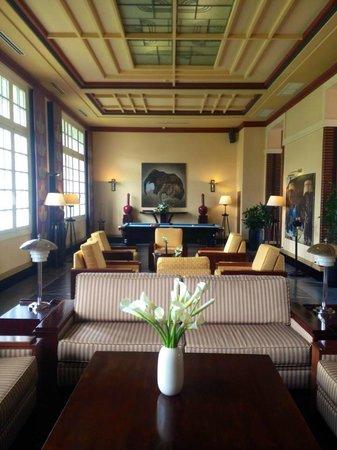 La Residence Hue Hotel & Spa: Lobby