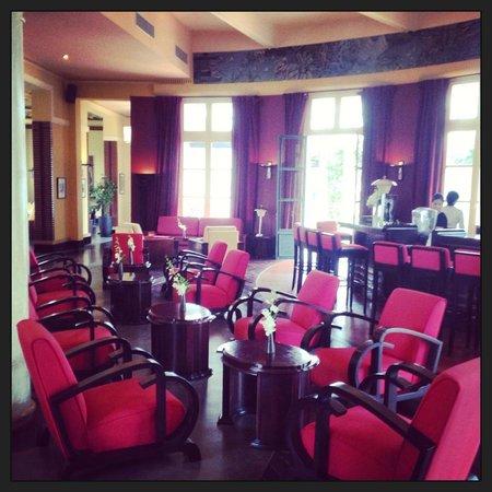 La Residence Hue Hotel & Spa: Lobby Bar