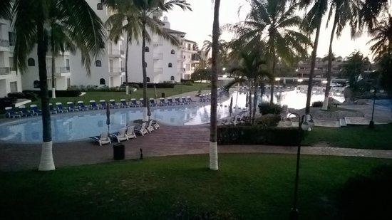 Vamar Vallarta All Inclusive Marina and Beach Resort: Un Bello Amanecer