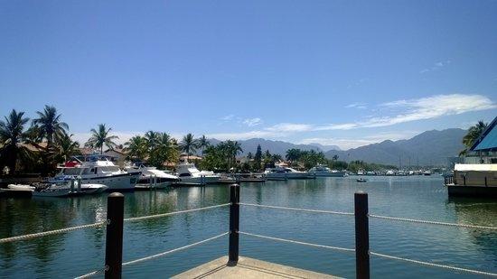 Vamar Vallarta All Inclusive Marina and Beach Resort: Vista a la Marina