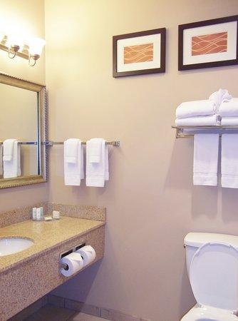 University Inn Midtown: Standard Guest Bath