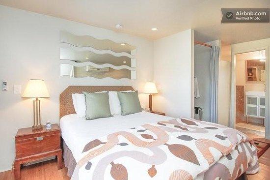 ZenYard Uptown Inn : Flagstaff Room is a fun space