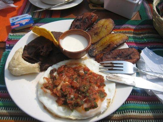 Posada de San Carlos: Desayunos