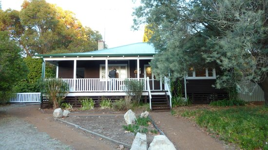 Nyamup, Australia: The Manager's Cottage No. 1