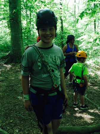 Adventureworks Zip Line Tours: Best B-day EVER!