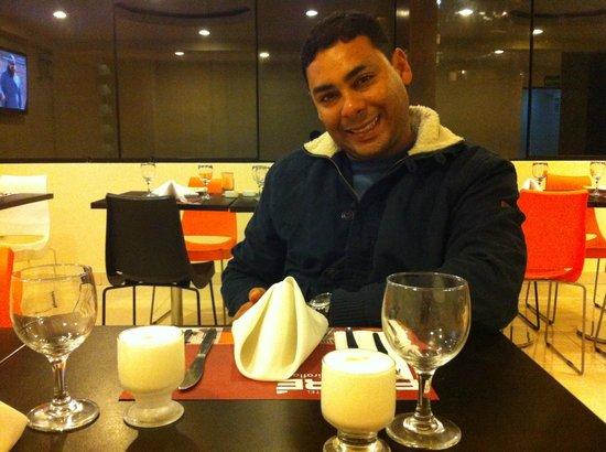 Hotel Ferre Miraflores: restaurante do hotel