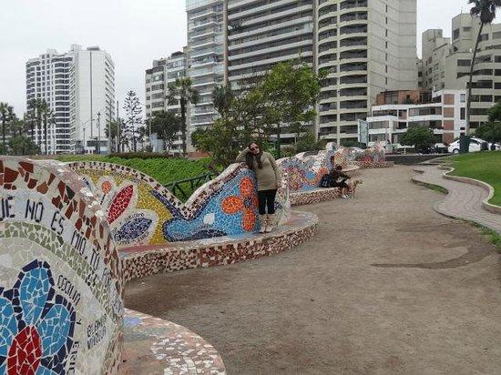 Hotel Ferre Miraflores: próximo ao hotel
