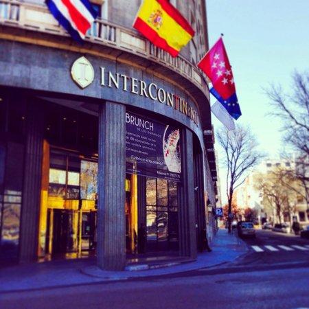 InterContinental Madrid: Intercontinental hotel Madrid