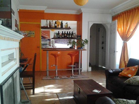 Hostal Casa Moli: Nuestro pequeño bar