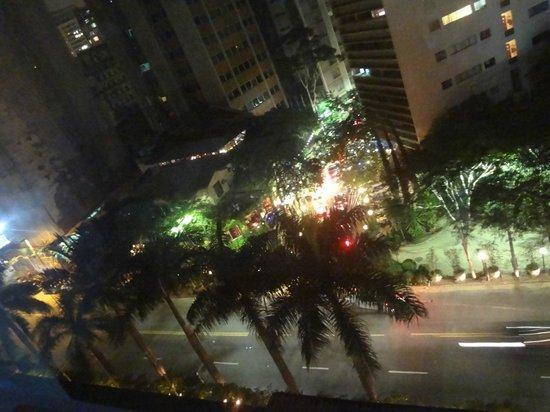 Braston Hotel Sao Paulo: vista del piso 9