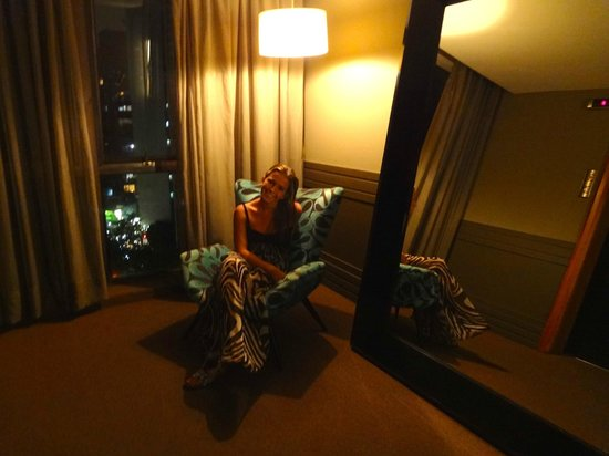 Braston Hotel Sao Paulo: hall del piso 9