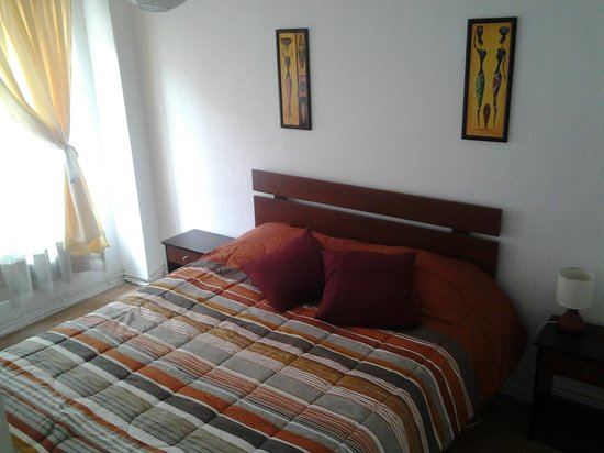 Hostal Casa Moli: Habitación matrimonial con baño privado