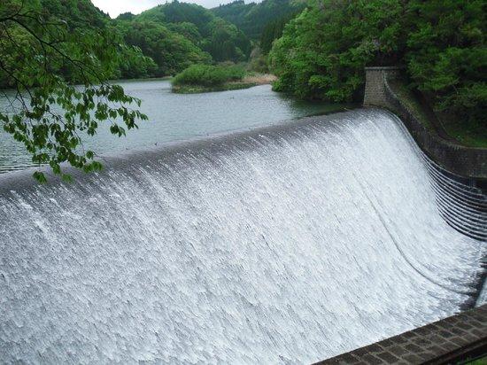 Taketa, Japan: 綺麗な見事な流れ
