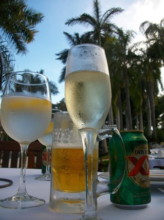 Casa Velas: Bebidas