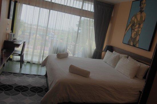 CC's Hideaway: ocean vista view room