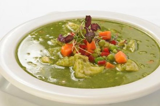 El Pollo Inka Miami: Aguadito Chicken Soup