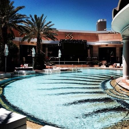 European Pool Picture Of Encore At Wynn Las Vegas Las