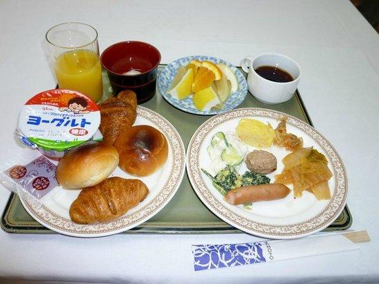 Hotel Himeji Plaza : 朝食バイキング