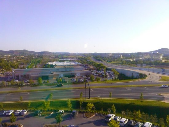 Drury Plaza Hotel Nashville Franklin: View from 11th floor