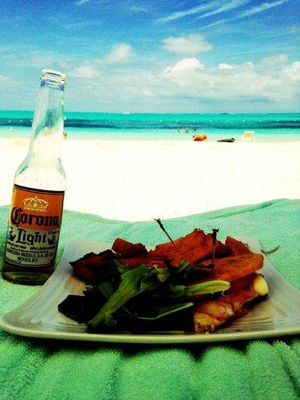 Gansevoort Turks + Caicos: The best sandwich ever!!
