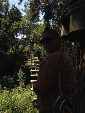 Brevard Zoo : and lots of other fun things between the zip lines